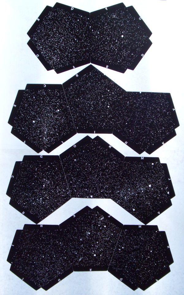 大人の科学プラネタリウム正12面体