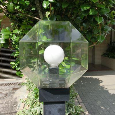 Rhombicuboctahedron lamp