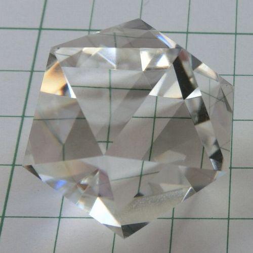 Quartz Icosahedron