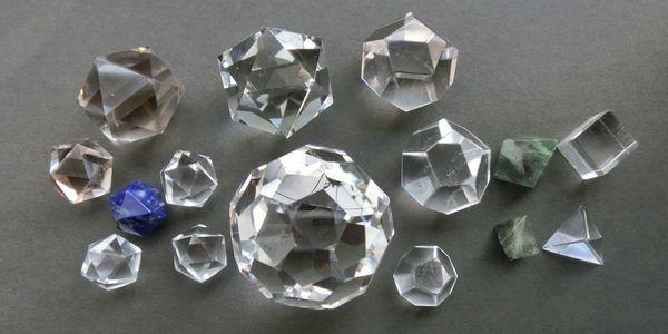 Quartz Polyhedra