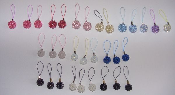 Beads Dodecahedron Strap