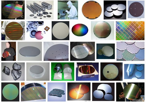 silicon wafer visual search