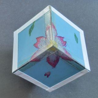 LabirynthBox Flower back