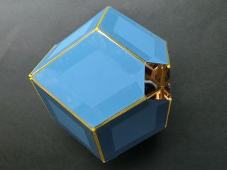 Rhombicdodecahedron Labyrinthbox