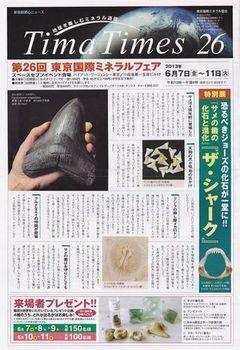 Mineral Fair 2013 Shinjuku