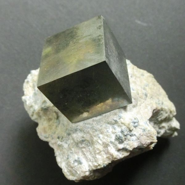 Pyrite Cube Spain Navajun
