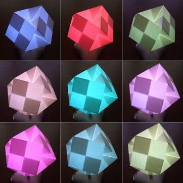 Checkerlantern lighting