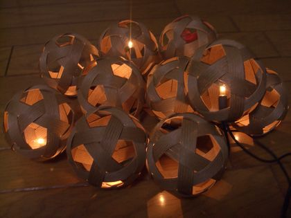PaperBalls & light