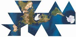 Dymaxionmap