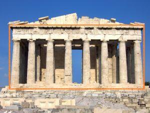Parthenon Rectangle