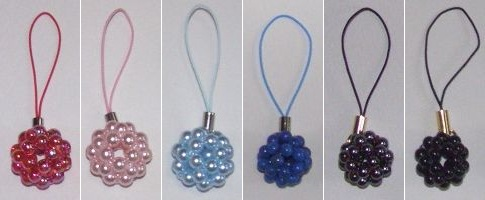 Beads Dodecahedron Straps