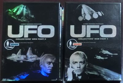 UFO DVD BOX