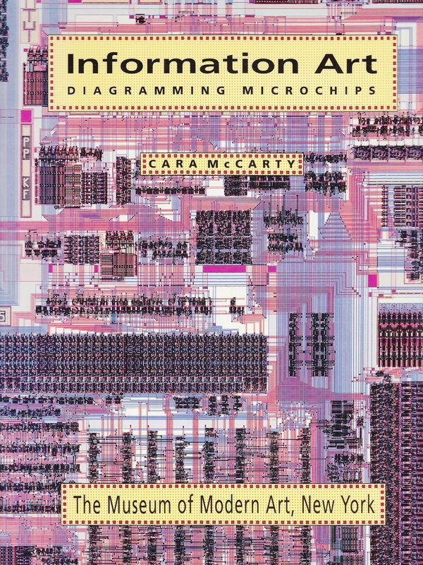 Information Art DIAGRAMMING MICROCHIPS