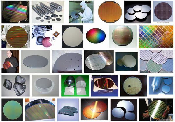 silicon wafer visual search