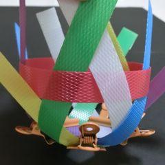 Making of Sepak Takraw ball 11
