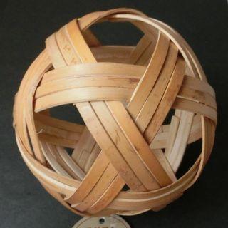 Bamboo SepakTakrawBall