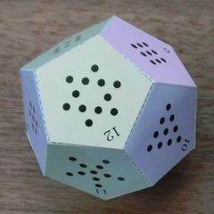 Dodecahedrondice01