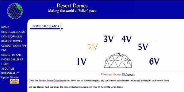 Dome_calculator
