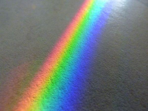 Rainbowcolorspectrum